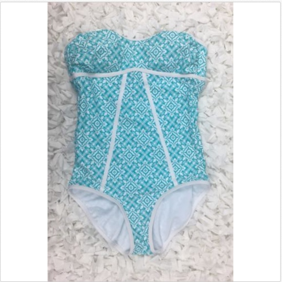 Laundry Other - Laundry By Shelli Segal Size S One Piece Swimsuit